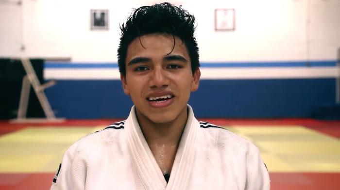 (((VIDEO))) El judoca José Ramos, sueña con ir a Río 2016