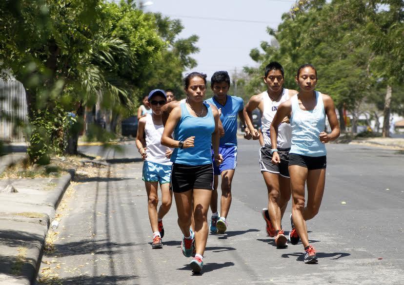 Marchistas guatemaltecos compiten hoy