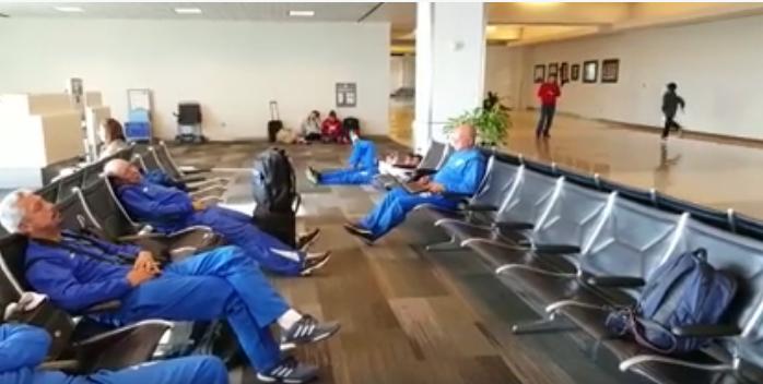 (((VIDEO))) Selección Nacional viajó a Estados Unidos