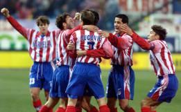 El Atlético remontó seis veces en Europa un 2-1 en la ida