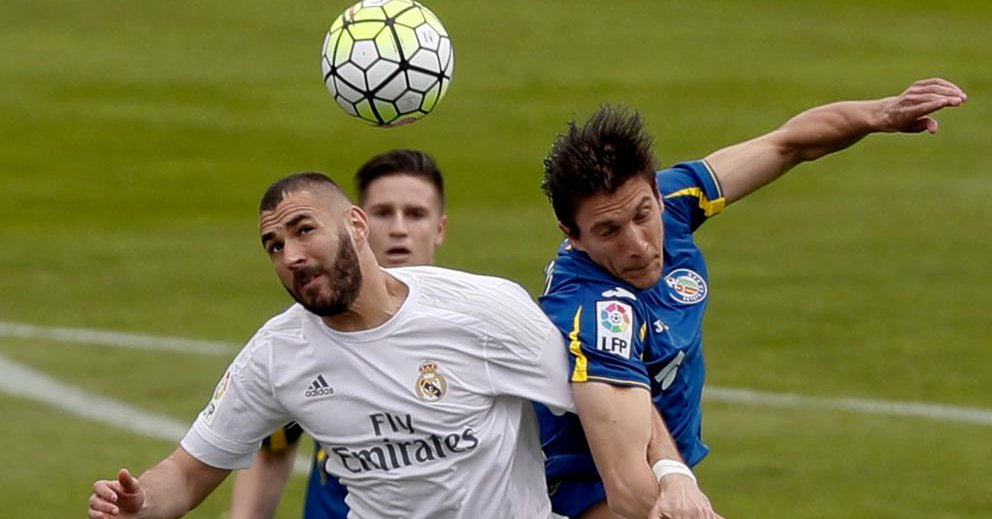 Résumé Vidéo Getafe Real Madrid 1 5 16 04 2016: (((VIDEO))) Victoria Del Real Madrid Para Encender La Liga