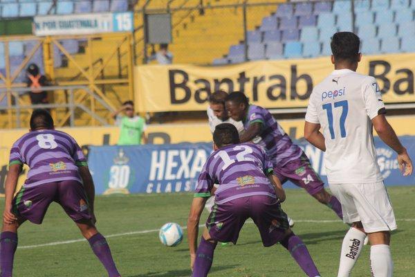 (((VIDEO))) Cremas ganan 2-1 a Antigua con goles de Jean Márquez