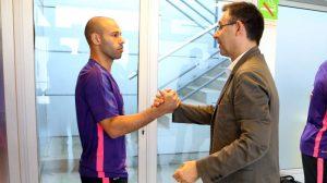 Las dos razones de Mascherano para querer dejar el Barça