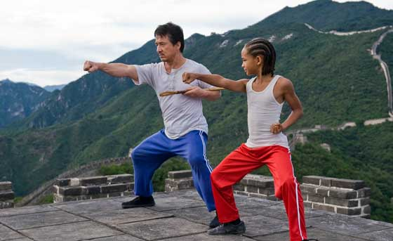 (((VIDEO))) El final de Karate Kid que no vimos