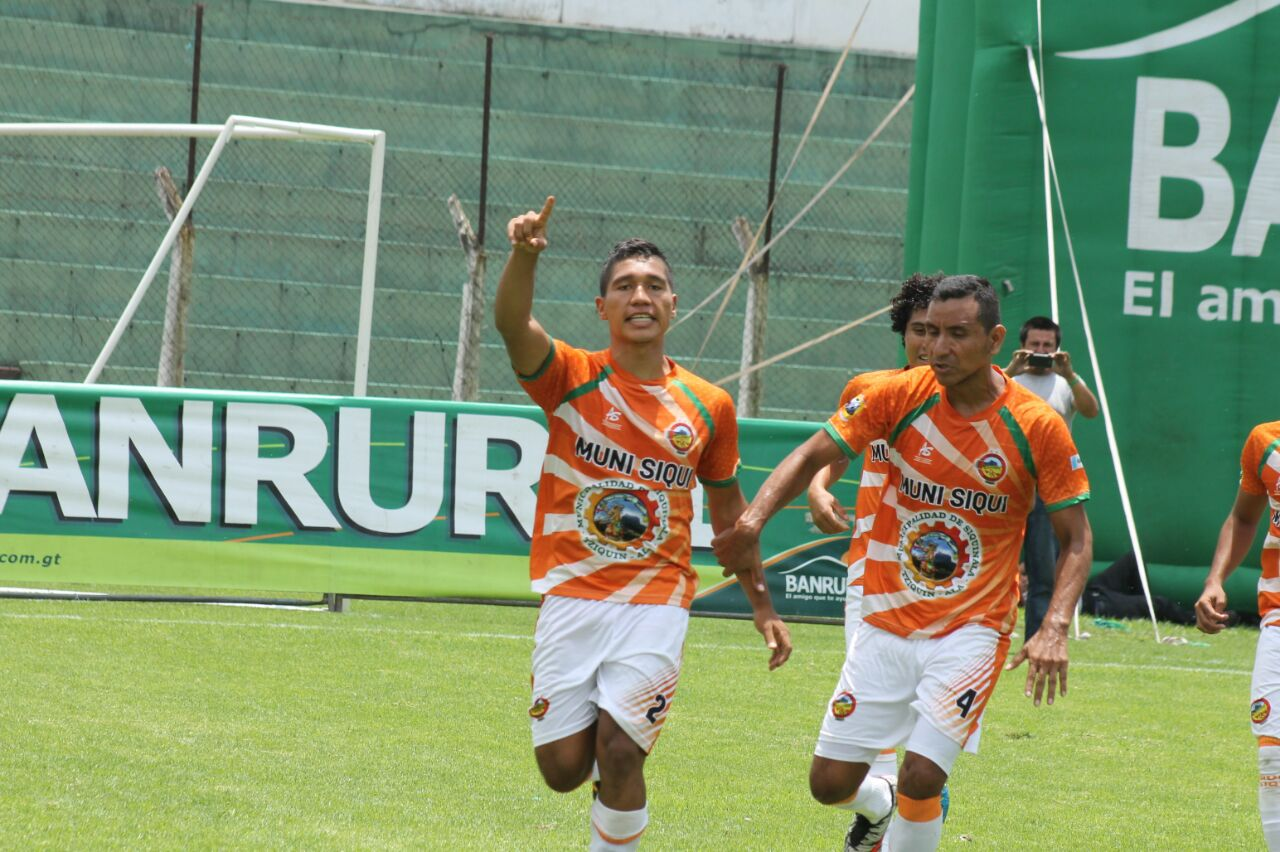 (((FOTOS))) Siquinalá logra el ascenso a la Primera División