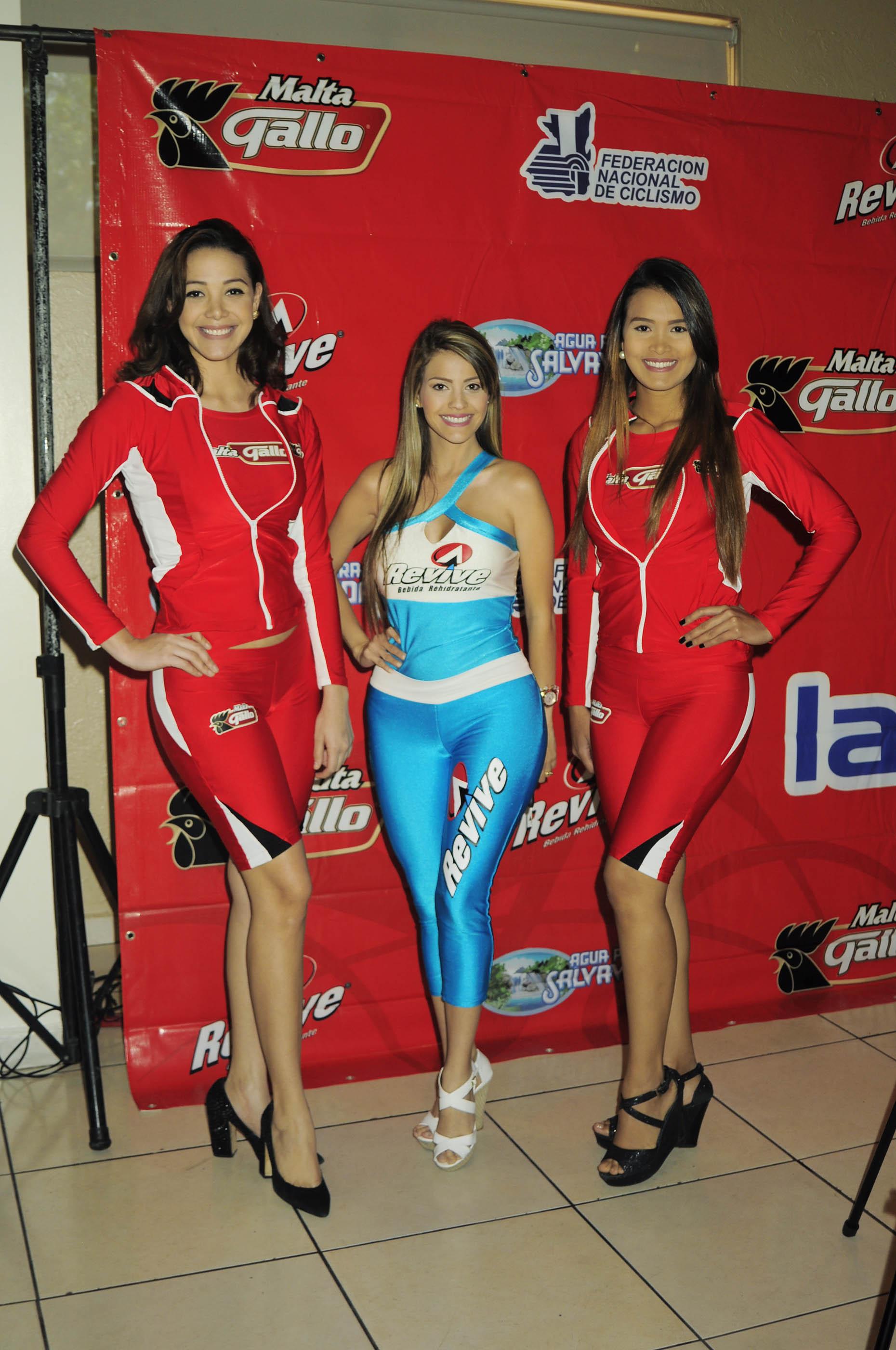 (((FOTOS))) Estos son los cambios de los equipos de Liga Nacional con las chicas Gallo