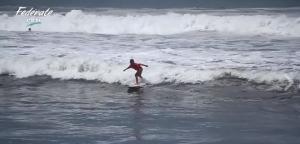 (((VIDEO))) Lo mejor de los Juegos Nacionales de Surf 2016