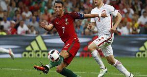 (((VIDEO))) Portugal sobrevive y entra en semifinales gracias a los penaltis, Polonia eliminada