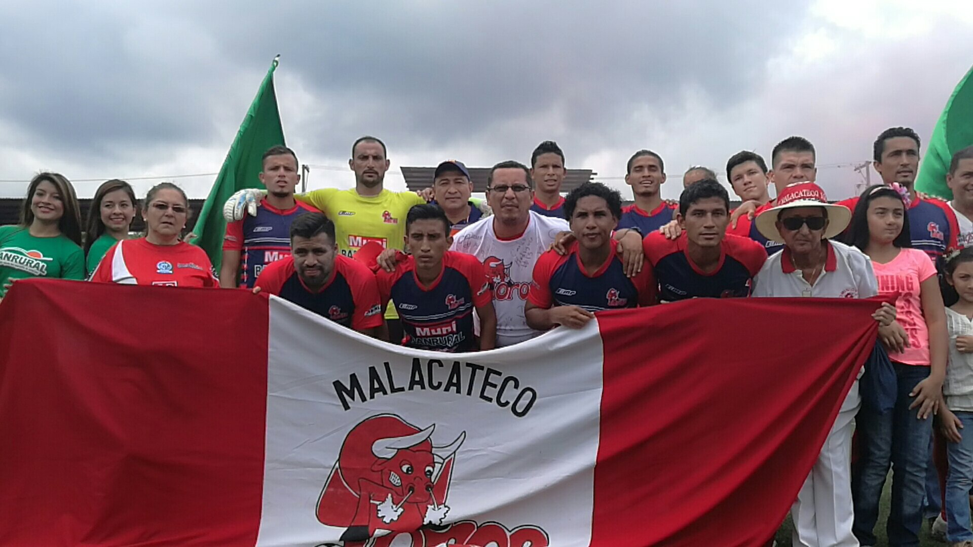 Malacateco sigue en la Liga Mayor
