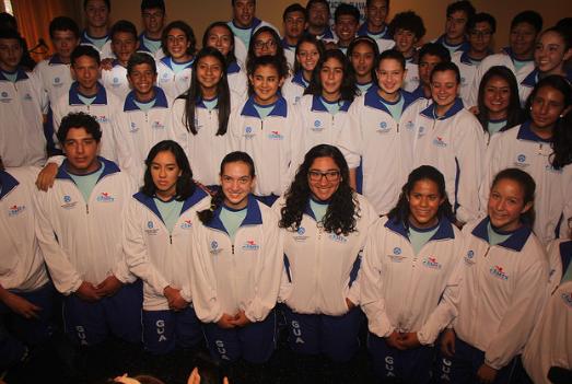 Camex 2016 es el objetivo de 46 nadadores guatemaltecos