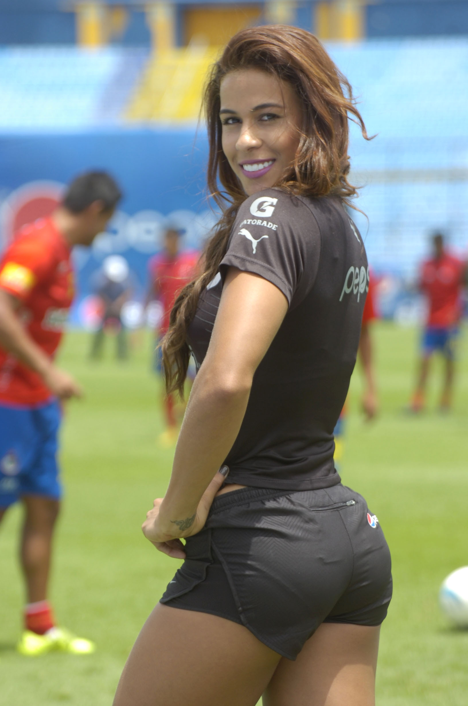 (((FOTOS))) Cobán desafía a los Toros, Ángela verá el partido