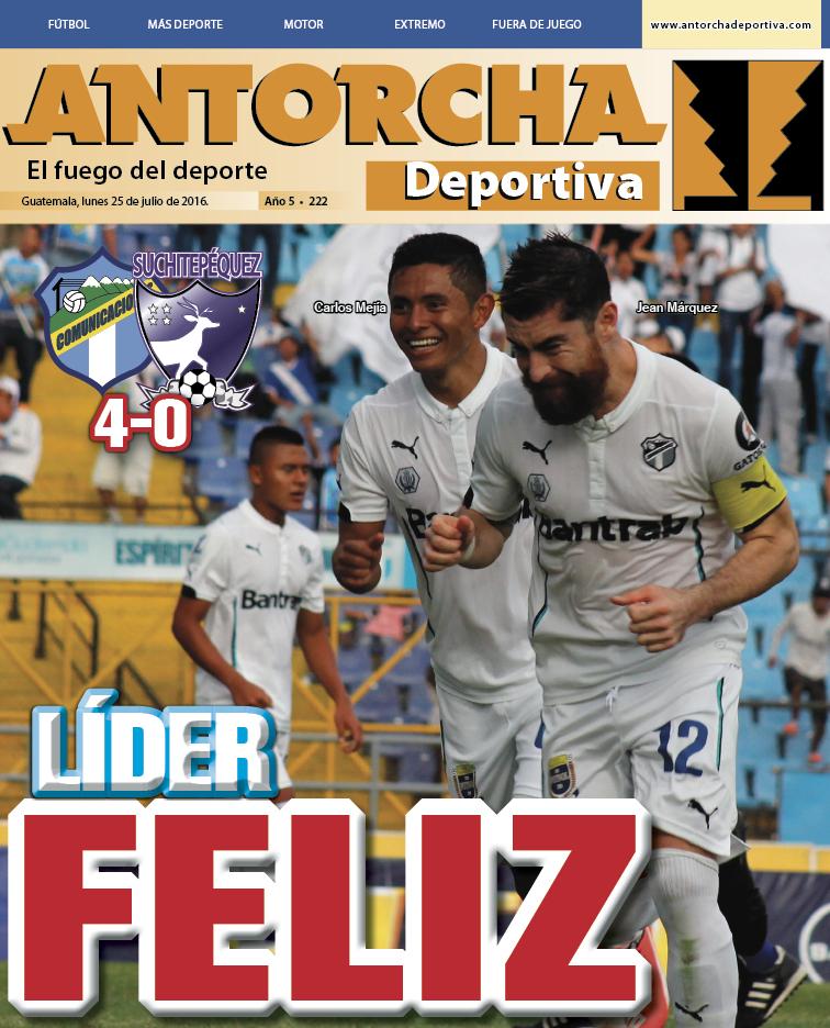Antorcha Deportiva – Edición Semanal No.222
