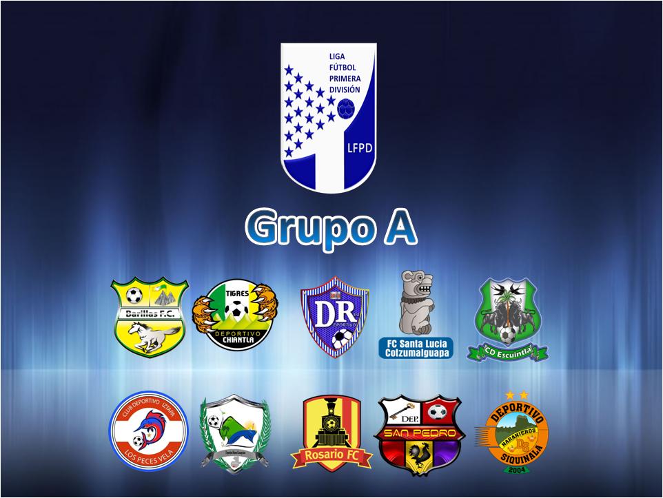Primera División - Jornada 1- Grupo A - 15/01/2017