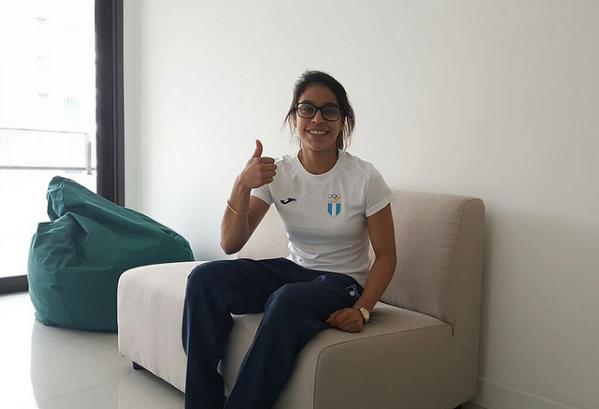 (((VIDEO))) Ana Sofía Gómez habla de su vida deportiva y su retiro