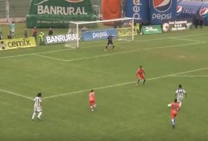 (((VIDEO))) Antigua 2-1 Suchitepéquez