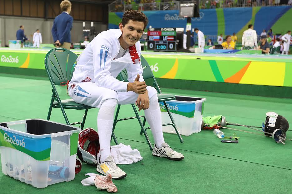 Próximas competencias de los chapines en Río 2016