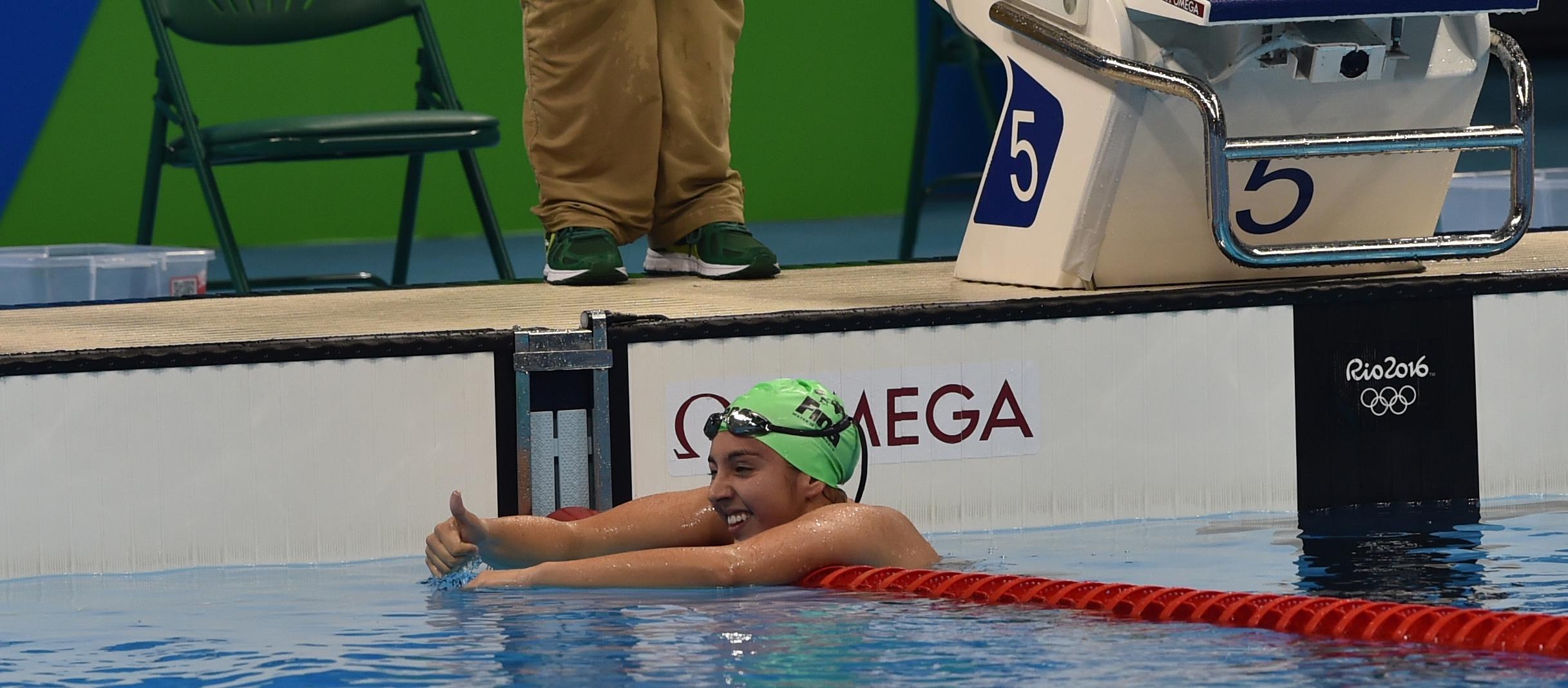 (((FOTOS))) Valerie Gruest se presentó en Río