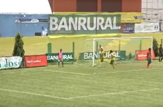 (((VIDEO))) Guastatoya 1-1 Municipal