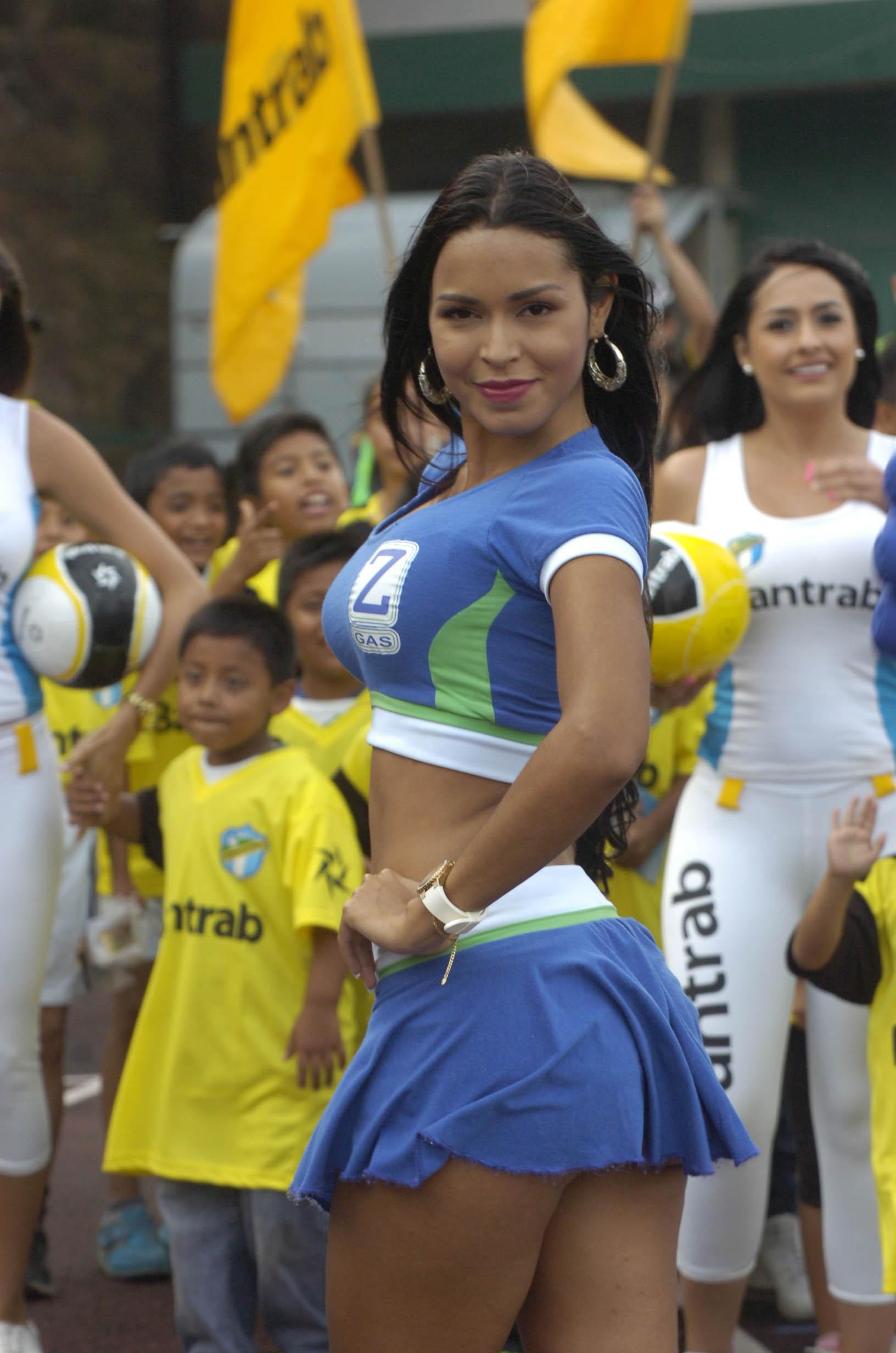 (((FOTOS))) Malacateco y Municipal abren las semifinales, Maria estará allí