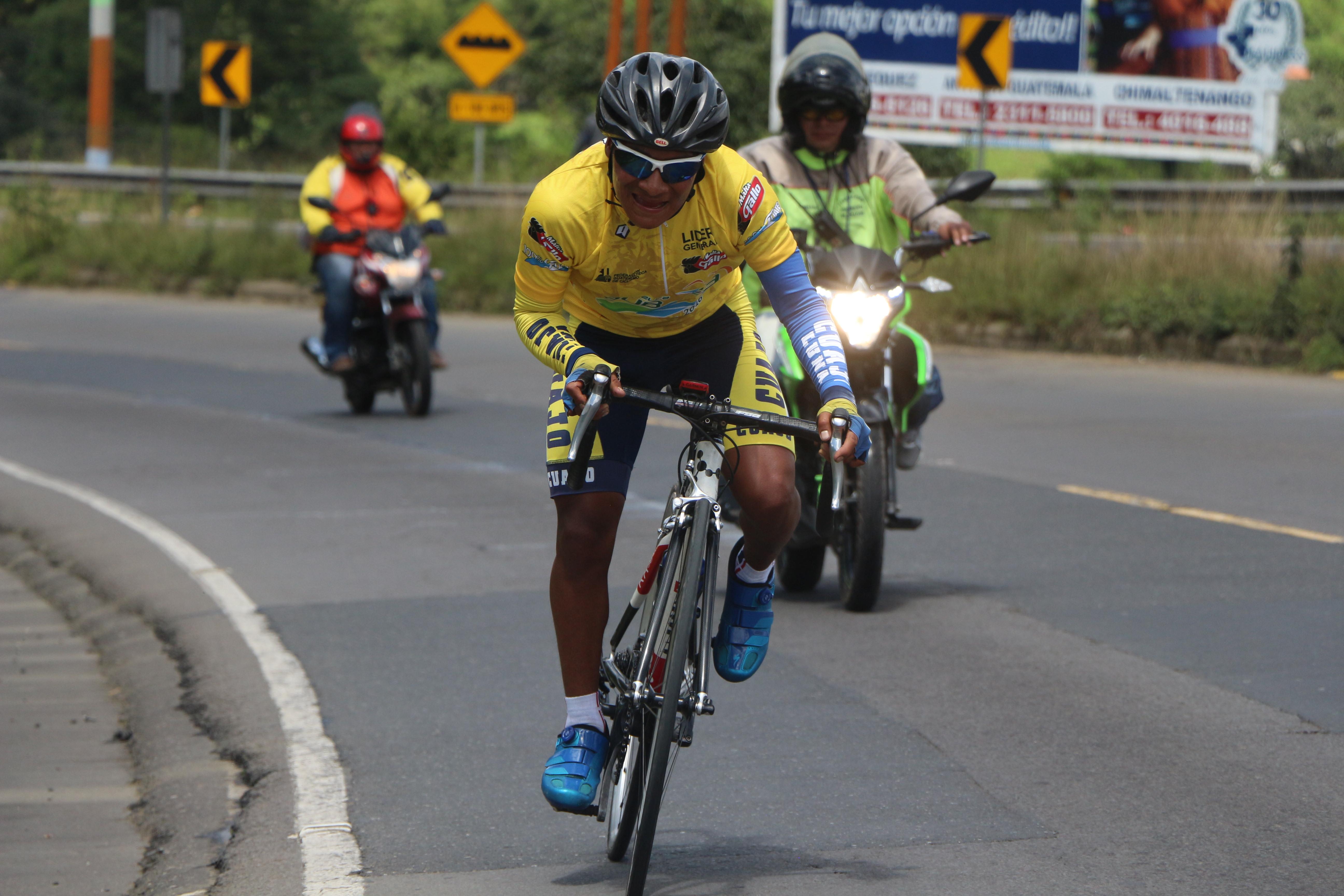 (((FOTOS)))) Mardoqueo Vásquez Campeón de la Vuelta a la Juventud
