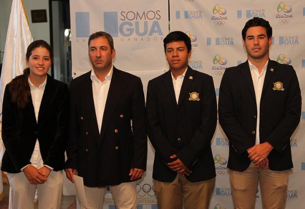 Golf: Mundial Amateur espera por seis guatemaltecos