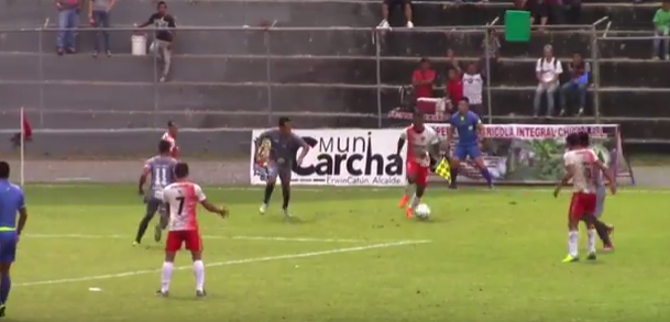 (((VIDEO))) Carchá 0-3 Mictlán