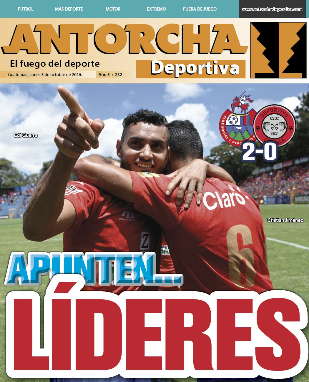 Antorcha Deportiva – Edición Semanal No.232
