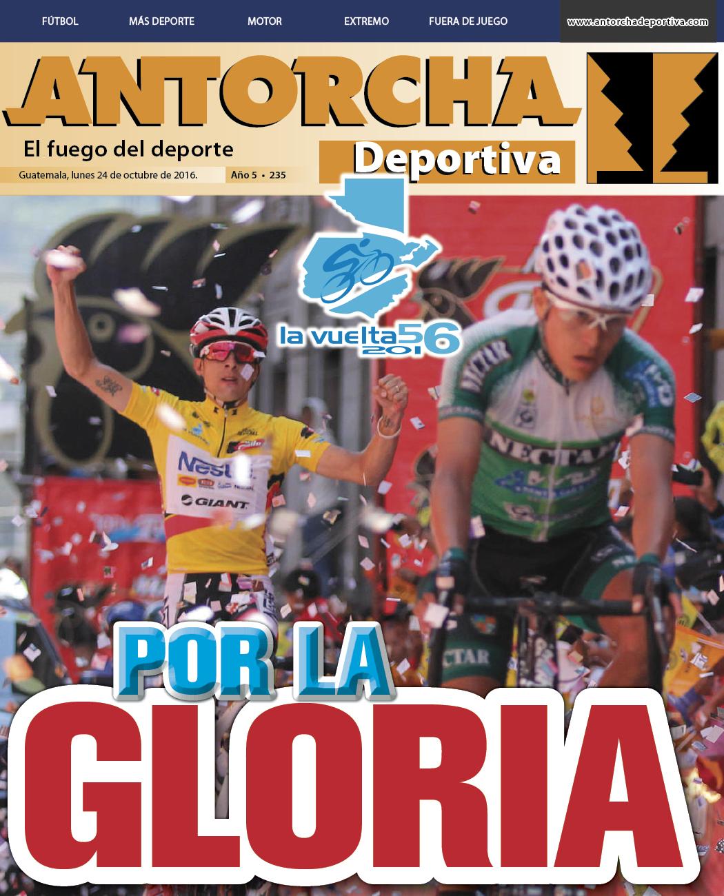 Antorcha Deportiva – Edición Semanal No.235