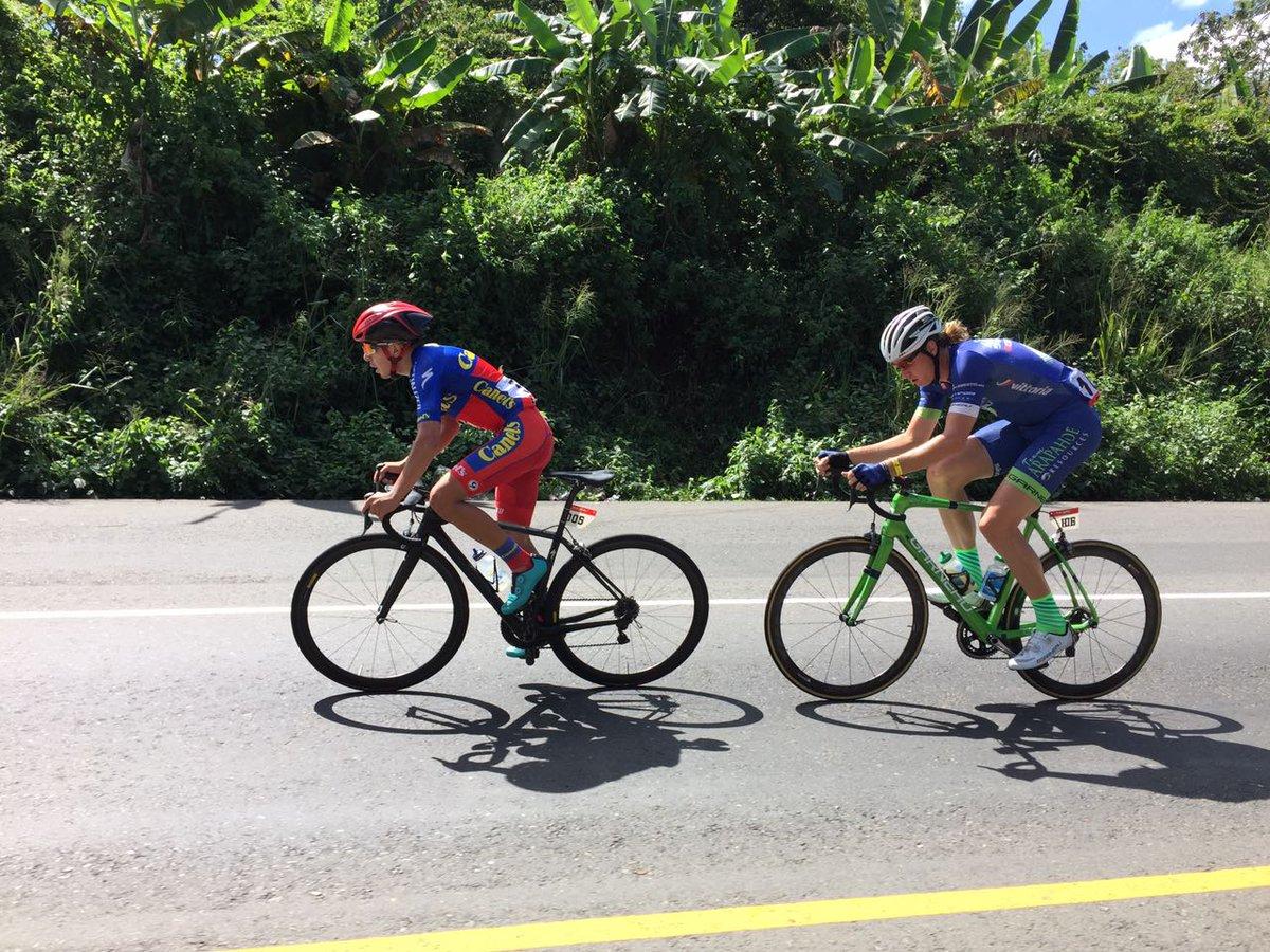 (((VIDEO))) Alder Torres gana la primera etapa y es líder