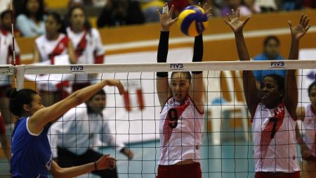 XVII Bolivarian Games Trujillo 2013 – Women's Volleyball