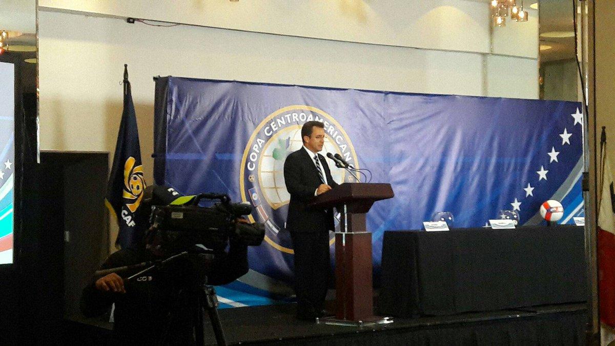 Guatemala conoce a sus rivales para la Copa Uncaf 2017