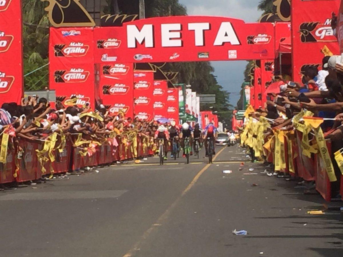 (((VIDEO))) Vuelta a Guatemala: Monterroso el más veloz, Torres sigue líder