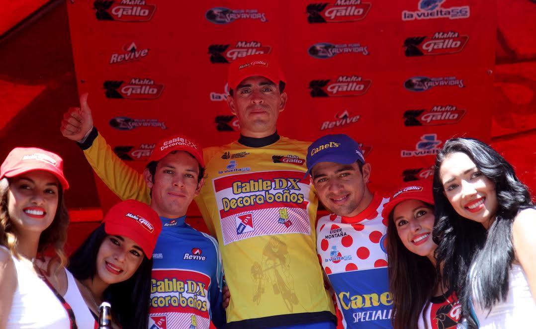 Clasificación de la Vuelta a Guatemala 2016