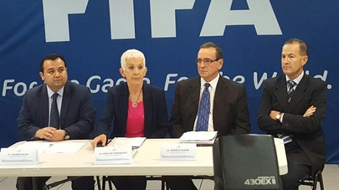 La FIFA suspende a la FEDEFUT