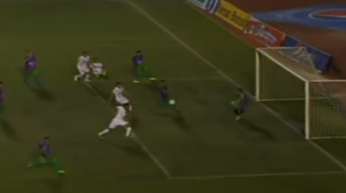 (((VIDEO))) Comunicaciones 0-1 Antigua