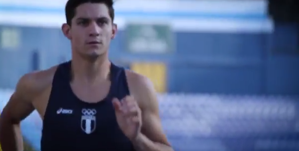 (((VIDEO))) Charles Fernández apunta a lo más alto