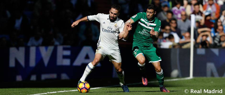 (((VIDEO))) Victoria del Real Madrid ante el Leganés
