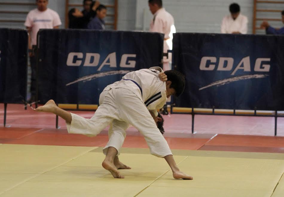 Judo disputó sus Juegos Nacionales