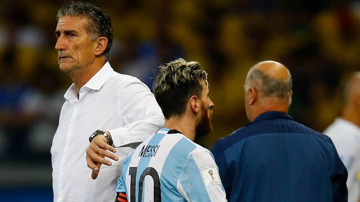Bauza y la confianza argentina, al límite ante Colombia