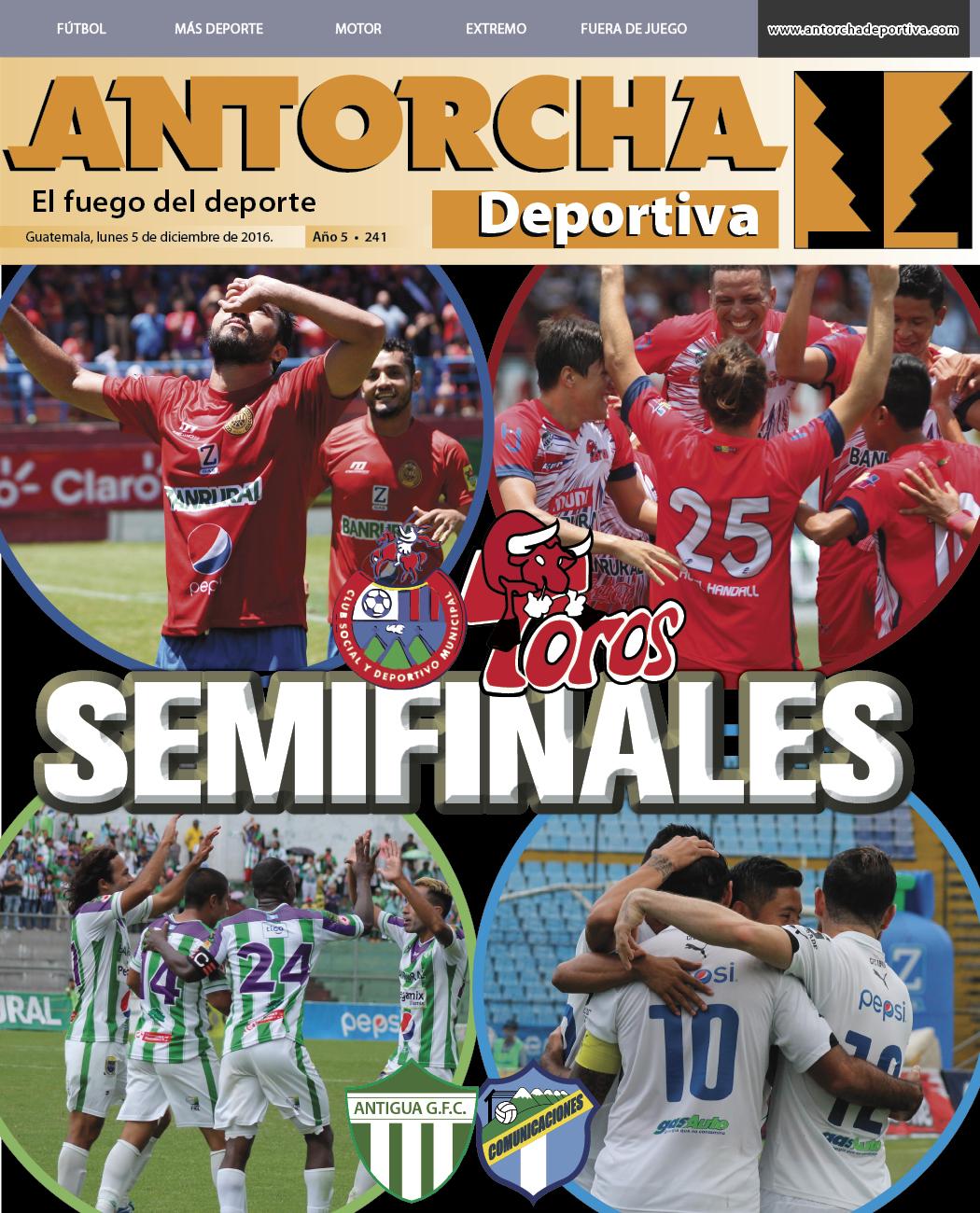 Antorcha Deportiva – Edición Semanal No.241