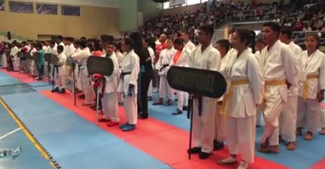 (((VIDEO))) Lo mejor de los Juegos Nacionales de Karate