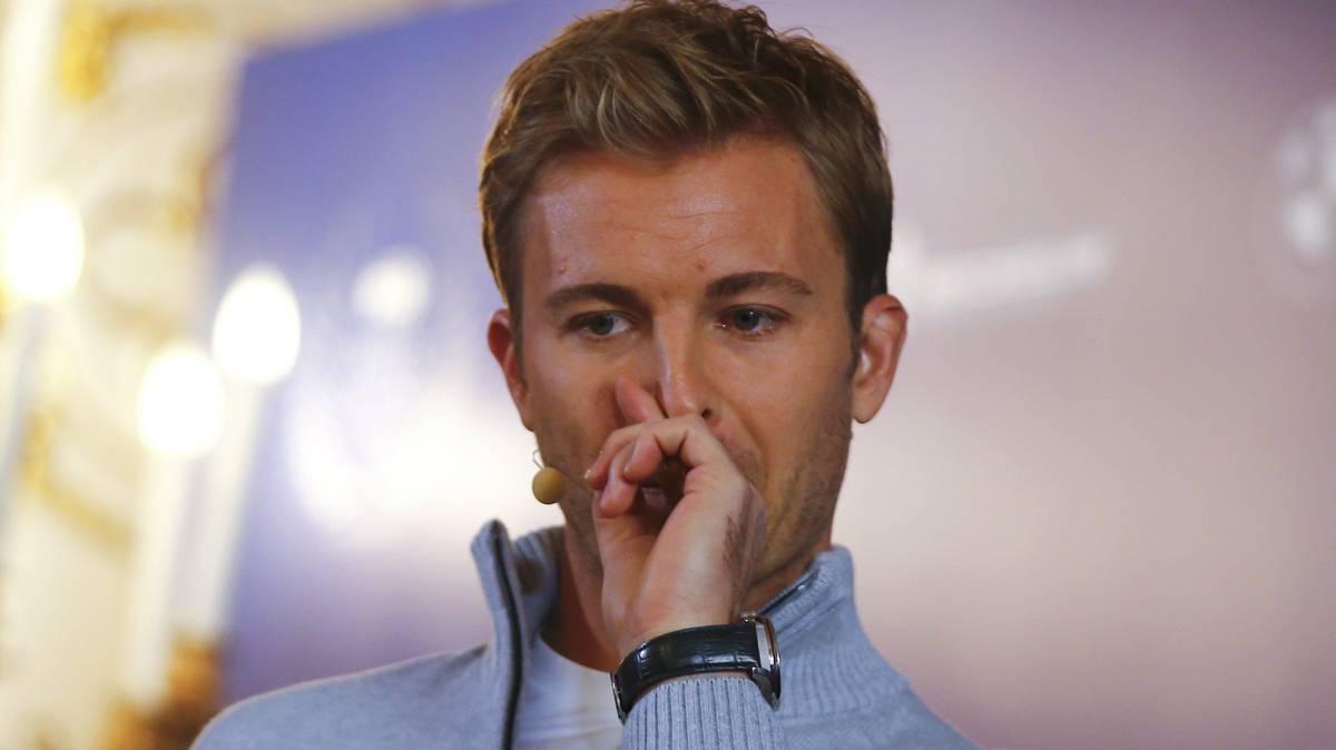 Nico Rosberg deja la Fórmula 1