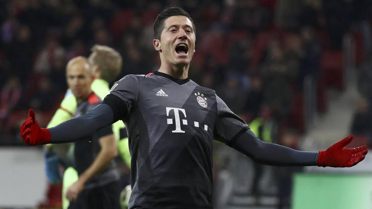 Lewandowski se aleja del Madrid: renovará con el Bayern