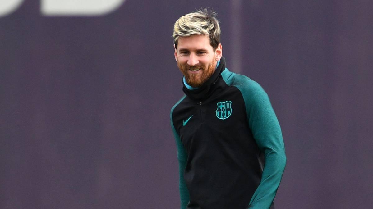 Messi será titular en su caza a Cristiano Ronaldo