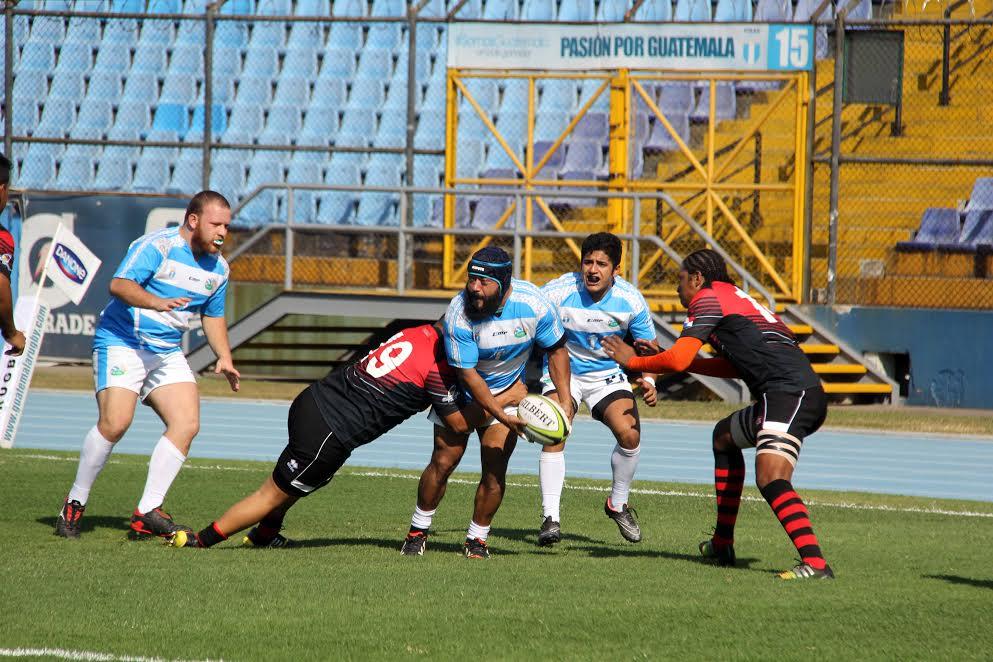 Los Jaguares rugieron en su debut en el Sudamericano de Rugby