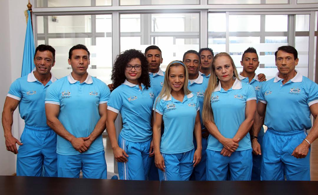 Fisiculturismo al Mundial Juvenil y de Veteranos