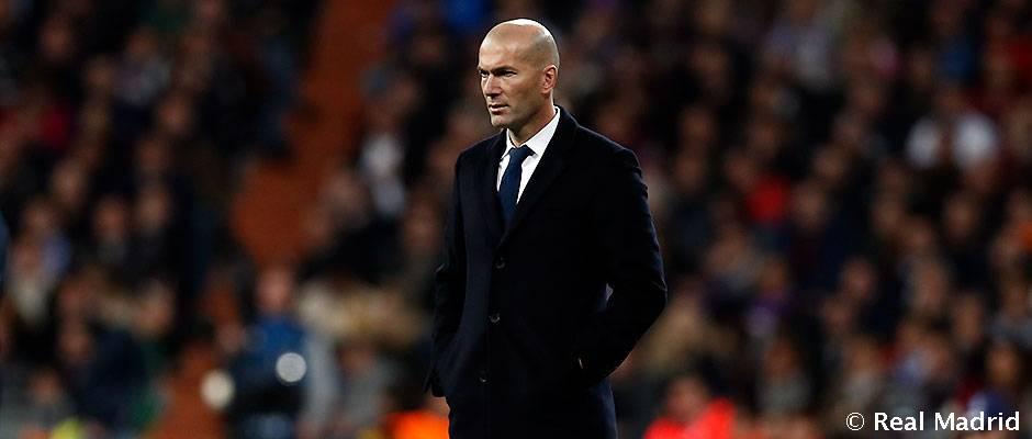 Zidane iguala a Beenhakker y pone sus miras en Luis Enrique