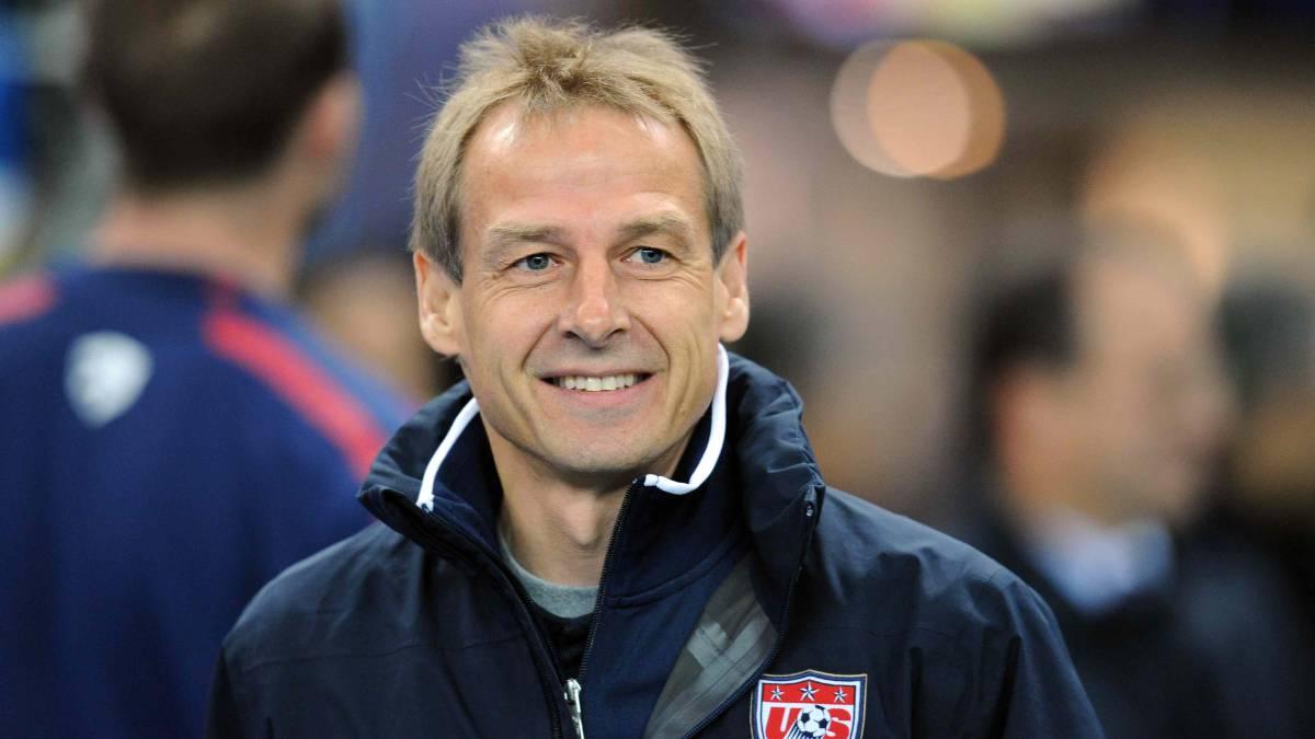 Jürgen Klinsmann camino del fubol chino