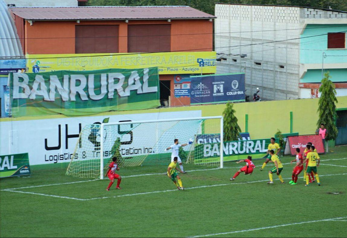 (((VIDEO))) Malacateco se adelanta en la serie con una victoria a domicilio