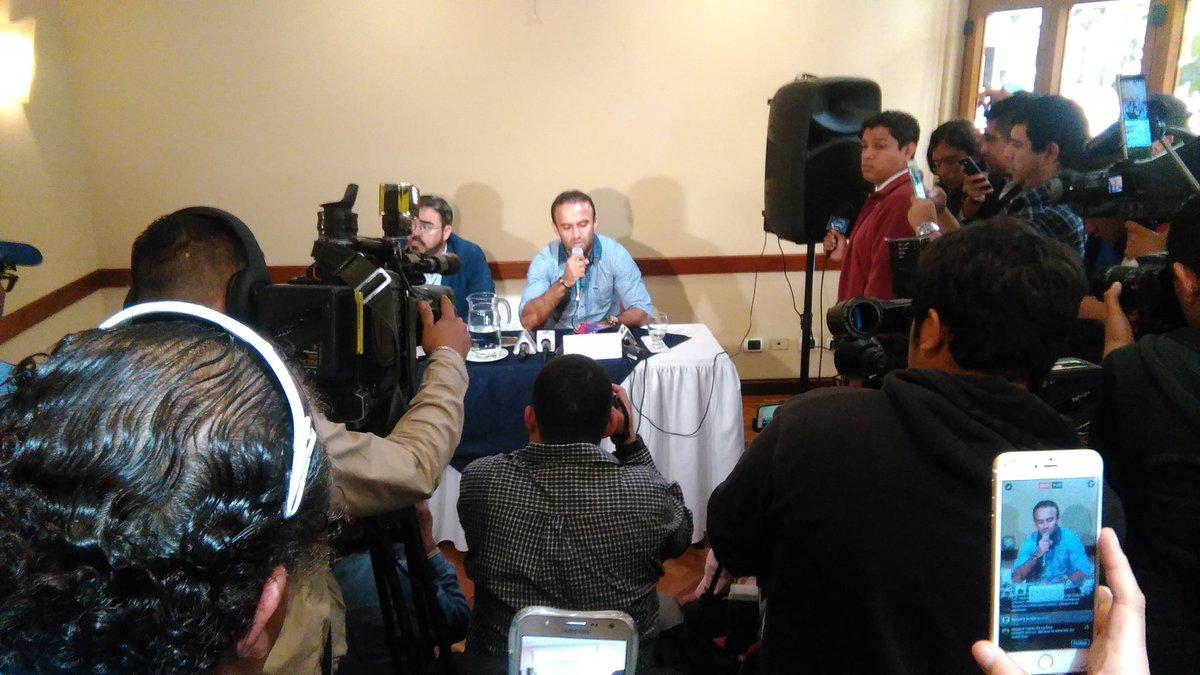 """Contreras: """"La relación con Comunicaciones se fue desgastando con el tiempo"""""""